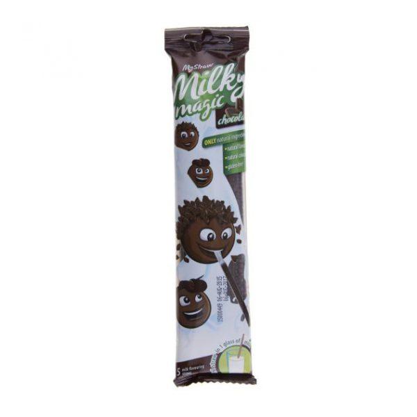 نی شیر میلکی مجیک شکلاتی