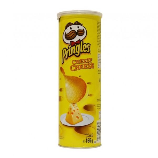 چیپس پرینگلز دوبل پنیری