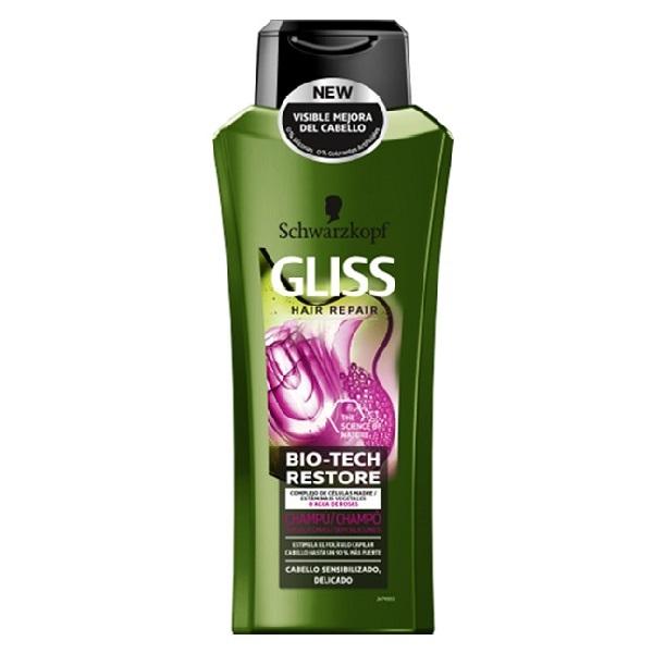 شامپو گلیس بازسازی کننده مو