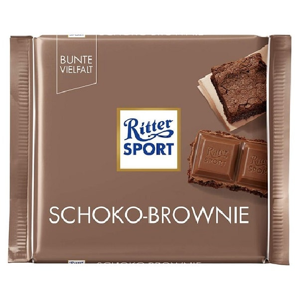 شکلات براونی ریتر اسپرت