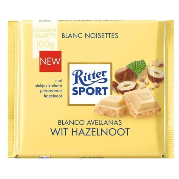 شکلات سفید فندق ریتر اسپرت
