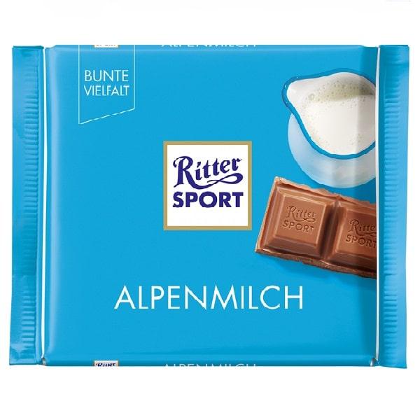 شکلات شیری آلپاین ریتر اسپرت