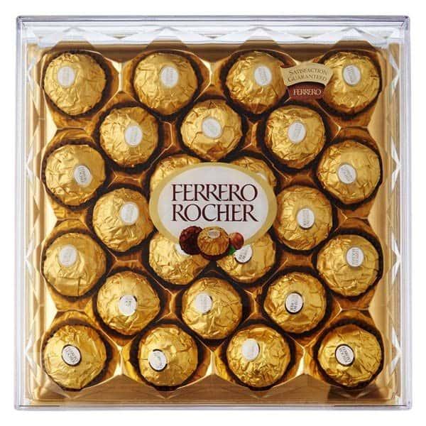 شکلات فررو روشر