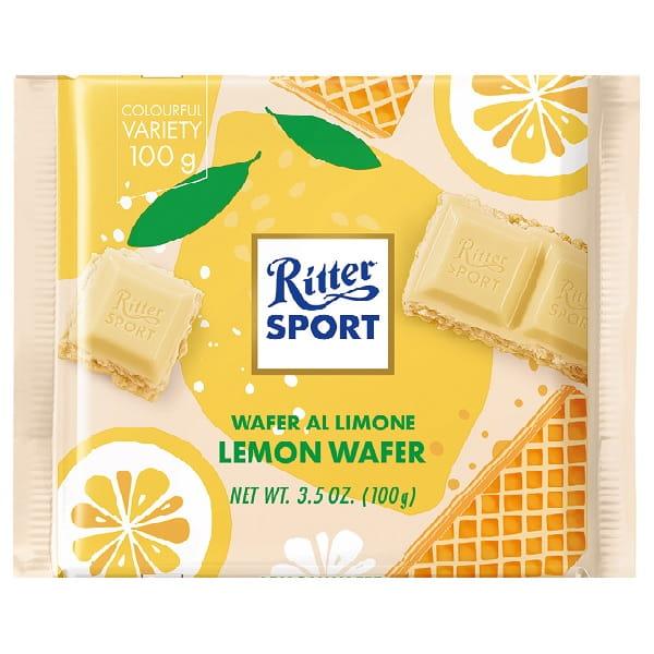 شکلات لیمو و ویفر ریتر اسپرت