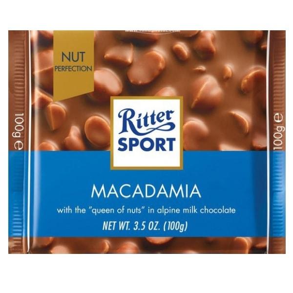 شکلات ماکادامیا ریتر اسپرت