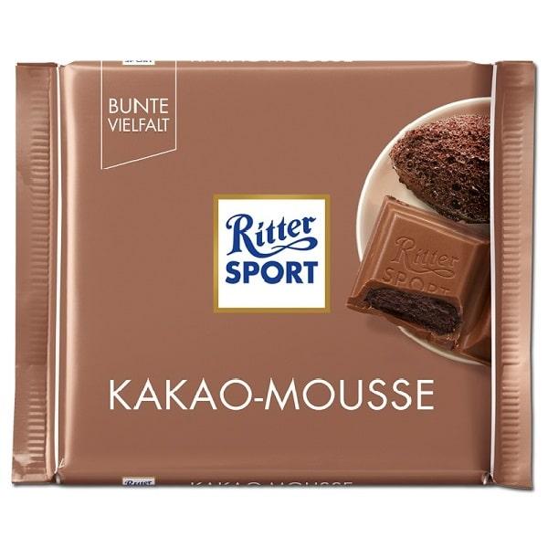 شکلات موس کاکائو ریتر اسپرت