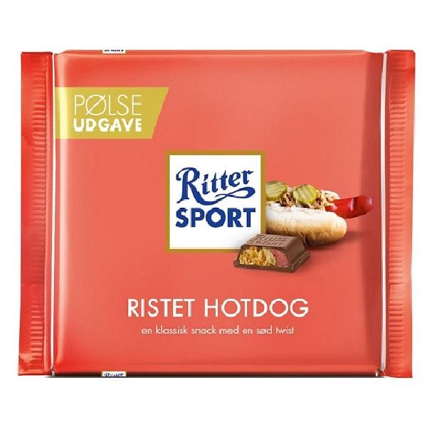 شکلات هات داگ ریتر اسپرت