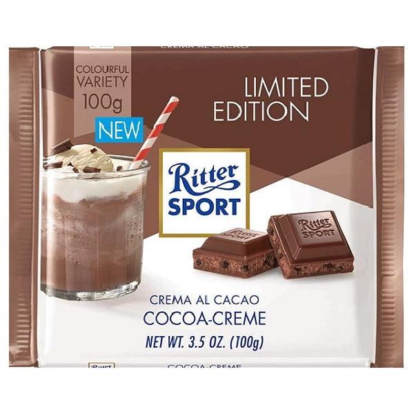 شکلات کرم کاکائو ریتر اسپرت